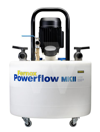 A Powerflush Machine